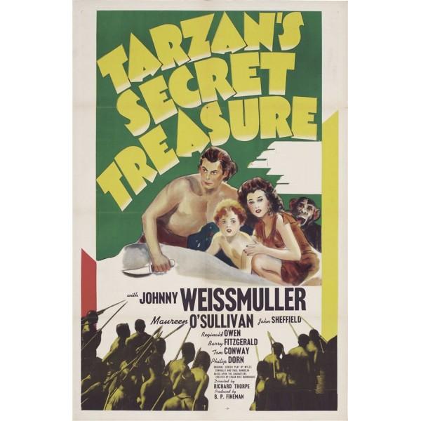O Tesouro de Tarzan - 1941