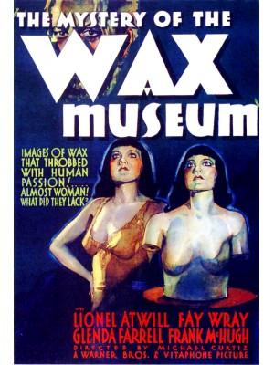 Os Crimes do Museu - 1933