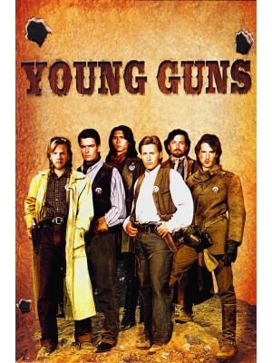 Os Jovens Pistoleiros - 1988