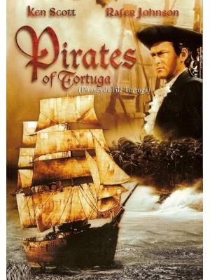 Os Piratas de Tortuga - 1961