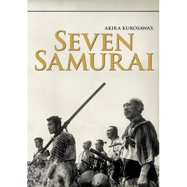 Os Sete Samurais - 1954 - Duplo