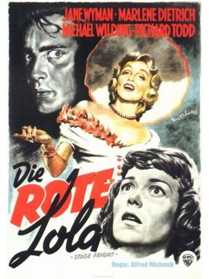 Pavor nos Bastidores - 1953