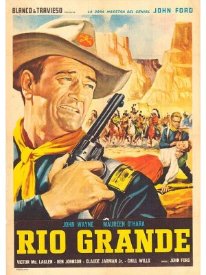 Rio Grande - 1950