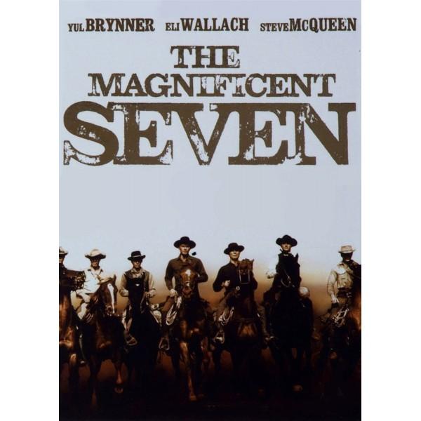 Sete Homens e Um Destino - 1960