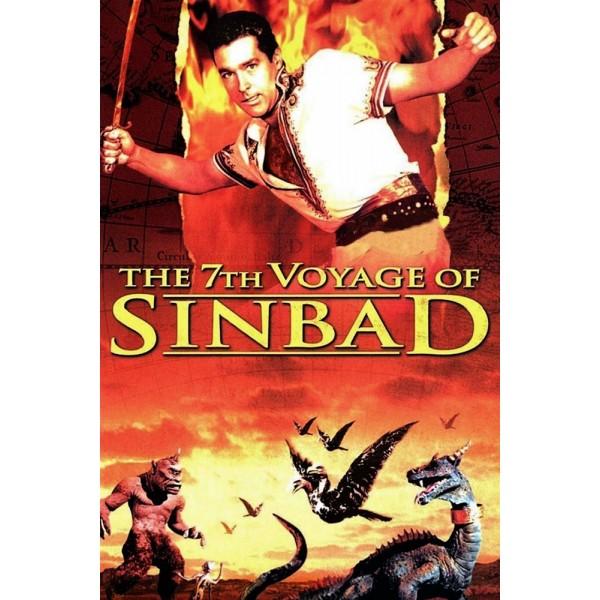 Simbad e a Princesa - 1958