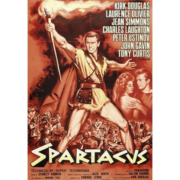 Spartacus - 1960 - Duplo