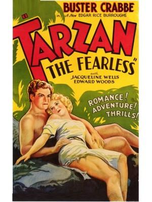 Tarzan - O Destemido - 1933