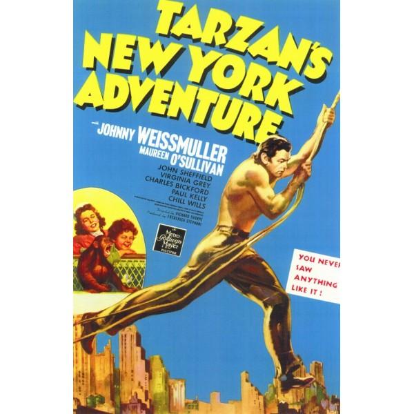 Tarzan Contra o Mundo - 1942