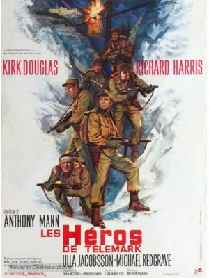 Os Heróis do Telemark  - 1965