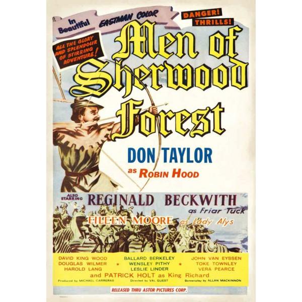 A Espada de Robin Hood | Os Homens da Floresta de ...