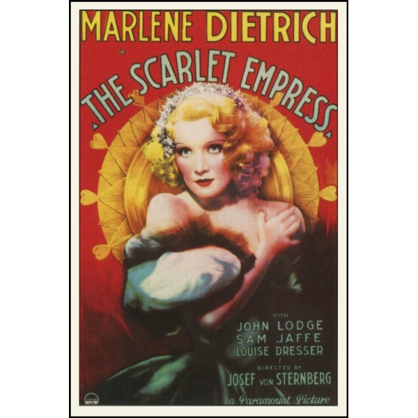 A Imperatriz Vermelha - 1934