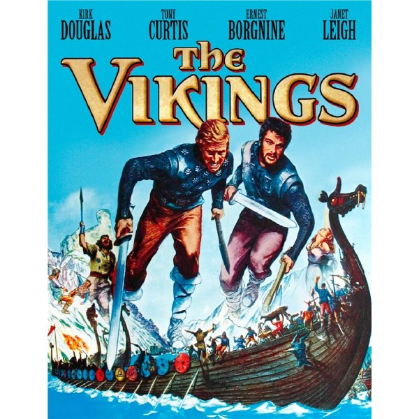 Vikings, Os Conquistadores - 1958
