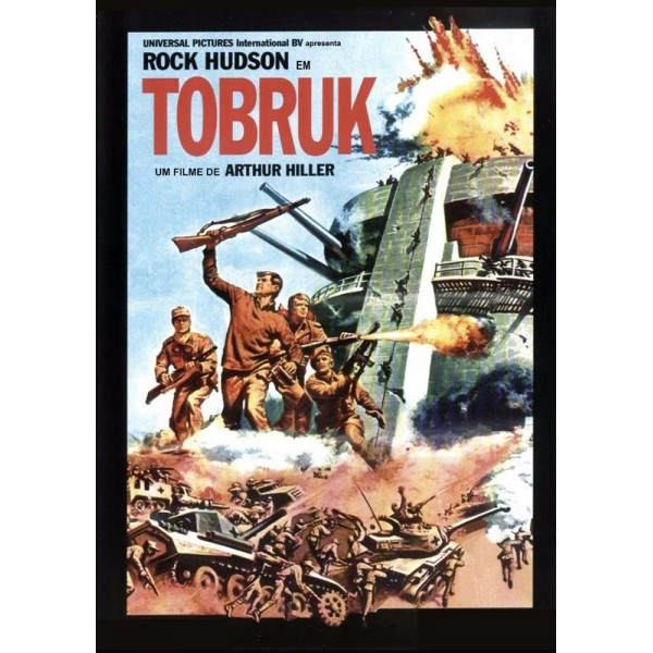 Tobruk - 1967