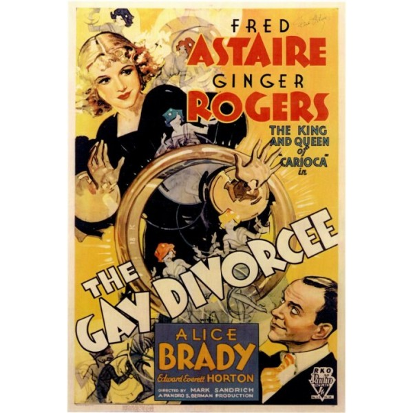 A Alegre Divorciada - 1934