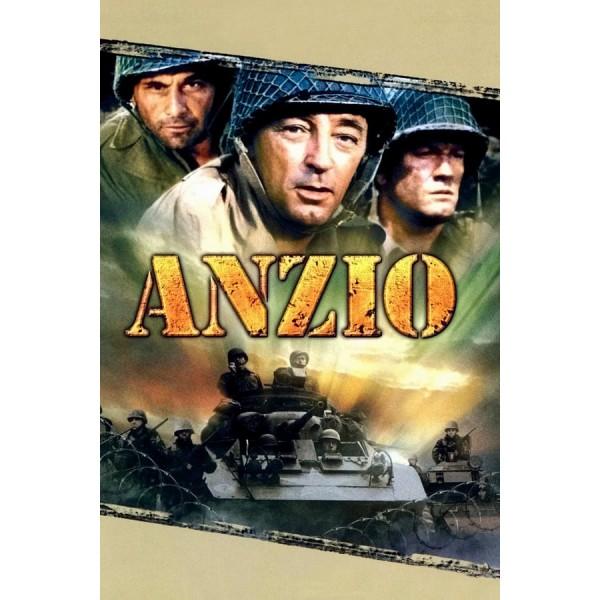 A Batalha de Anzio - 1968