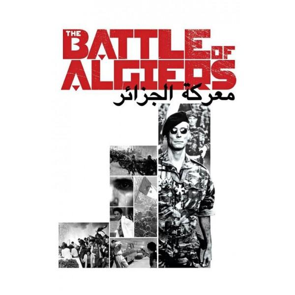 A Batalha de Argel - 1966
