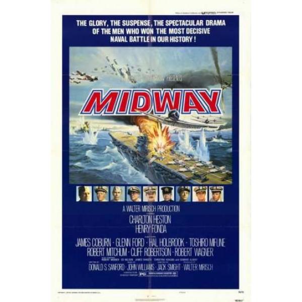 A Batalha de Midway | Midway - A Batalha do Pacíf...
