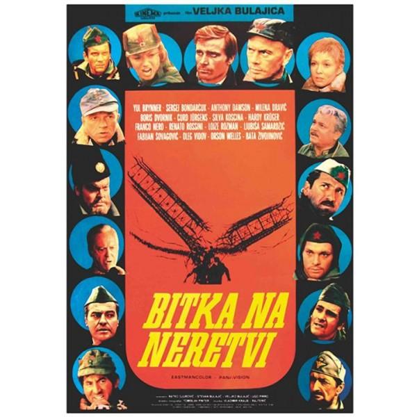 A Batalha de Neretva - 1969