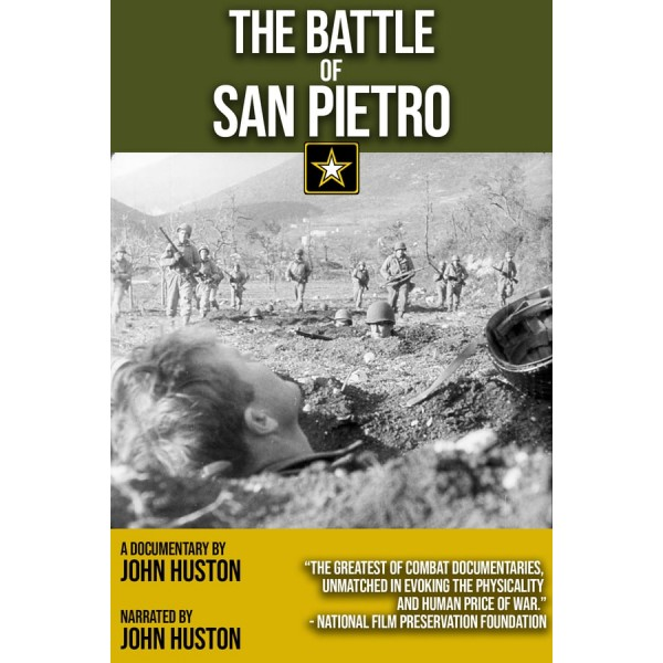 A Batalha de San Pietro - 1945