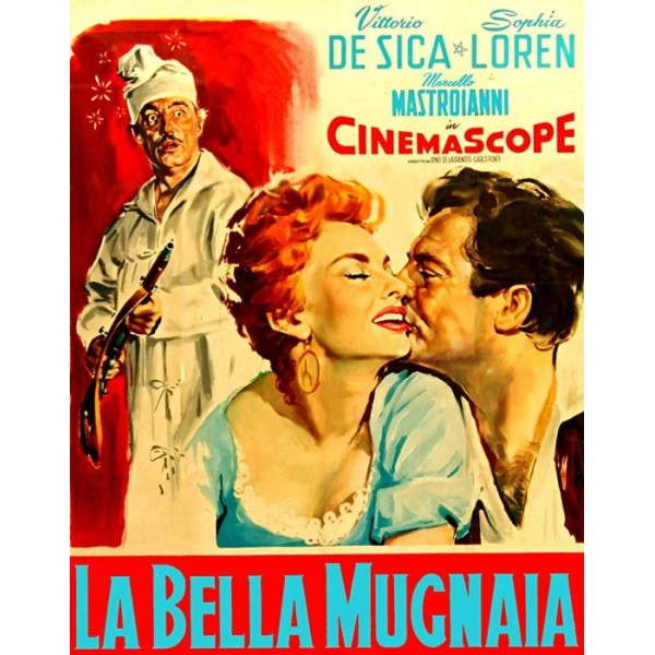 A Bela Moleira - 1955