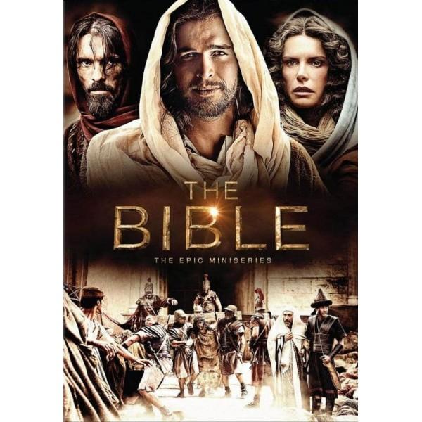 A Bíblia - 2013 - 04 Discos