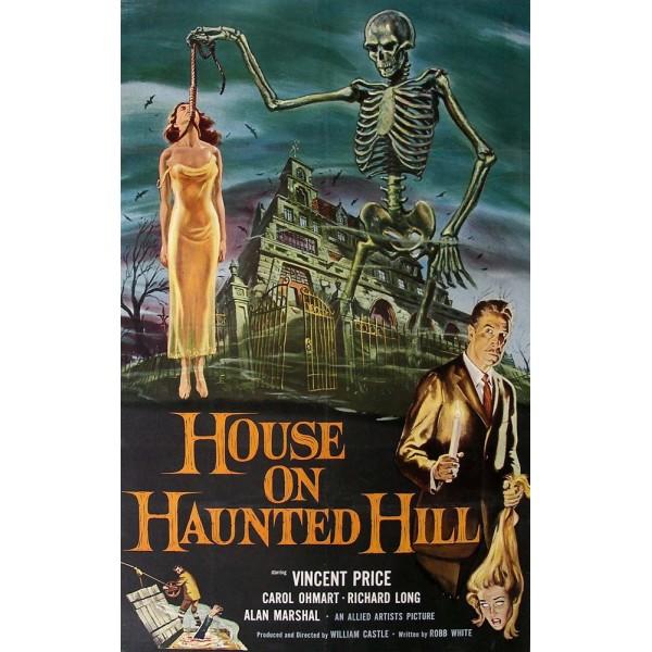 A Casa dos Maus Espíritos - 1959