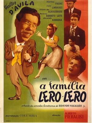 A Família Lero-Lero - 1953
