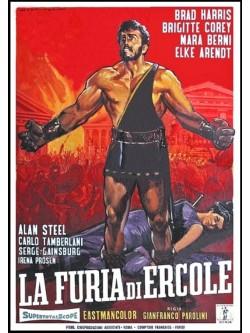 A Fúria de Hércules - 1962 - Dublada