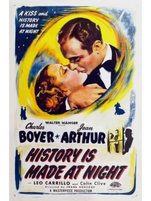A História Começou à Noite - 1938