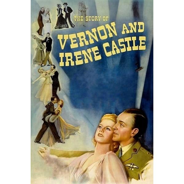 A História de Irene e Vernon Castle - 1939