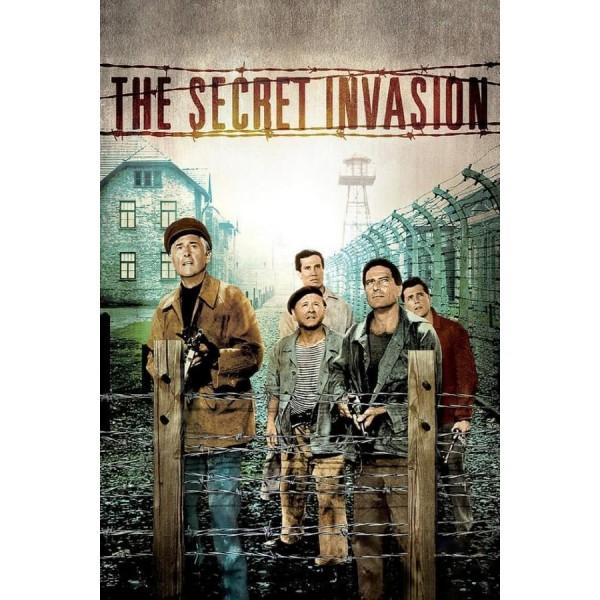 A Invasão Secreta - 1964