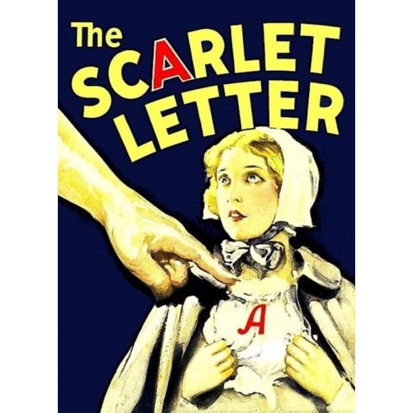A Letra Escarlate - 1926