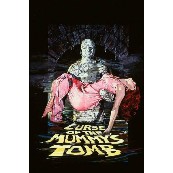 A Maldição da Múmia - 1964