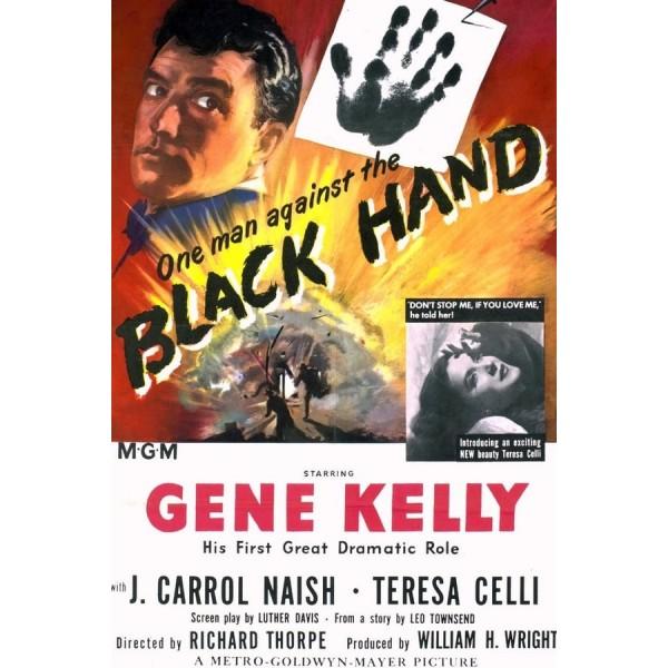 A Mão Negra - 1950