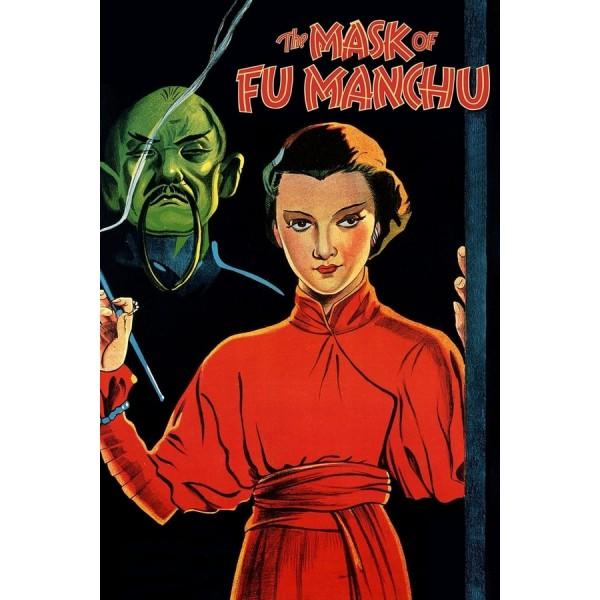 A Máscara de Fu Manchu - 1932