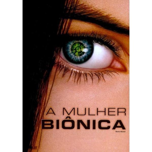 A Mulher Biônica Vol.1 E 2 - 2007
