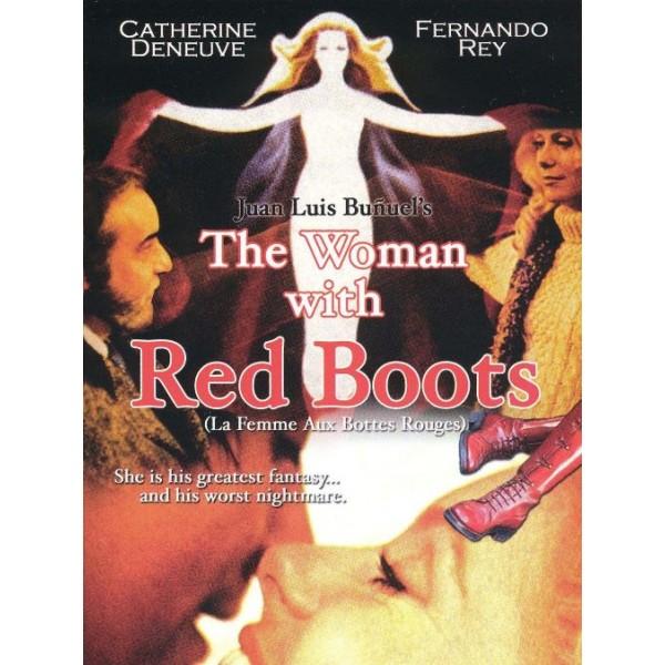 A Mulher Com Botas Vermelhas - 1974