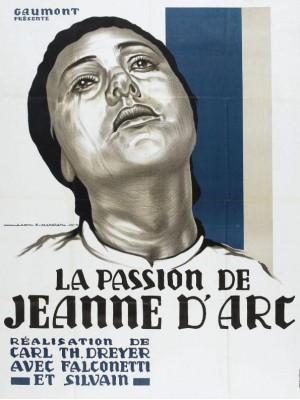 A Paixão de Joana D'arc - 1928