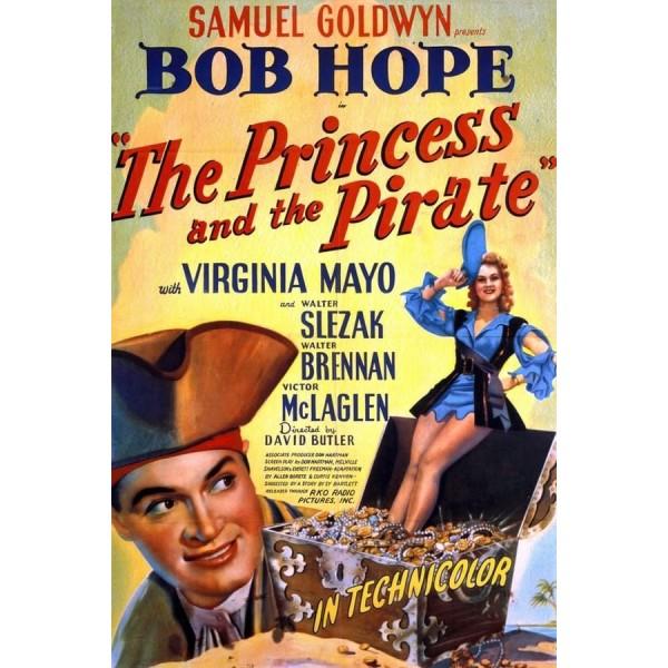 A Princesa e o Pirata - 1944