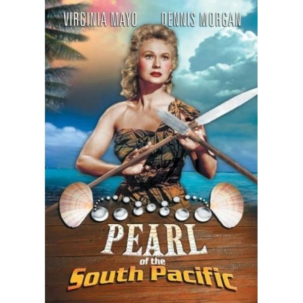 A Sereia dos Mares do Sul - 1955
