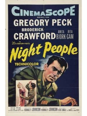 A Sombra da Noite - 1954