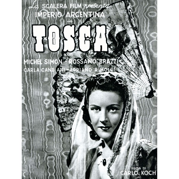 A Tragédia de Tosca - 1941