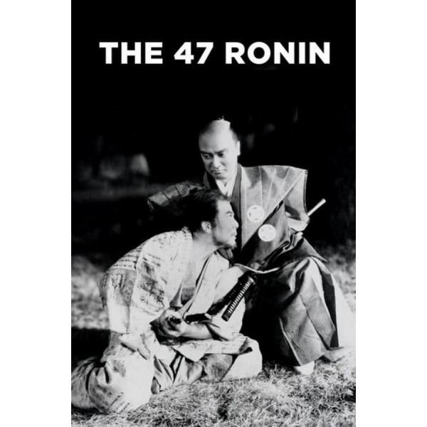 A Vingança dos 47 Ronins - 1941