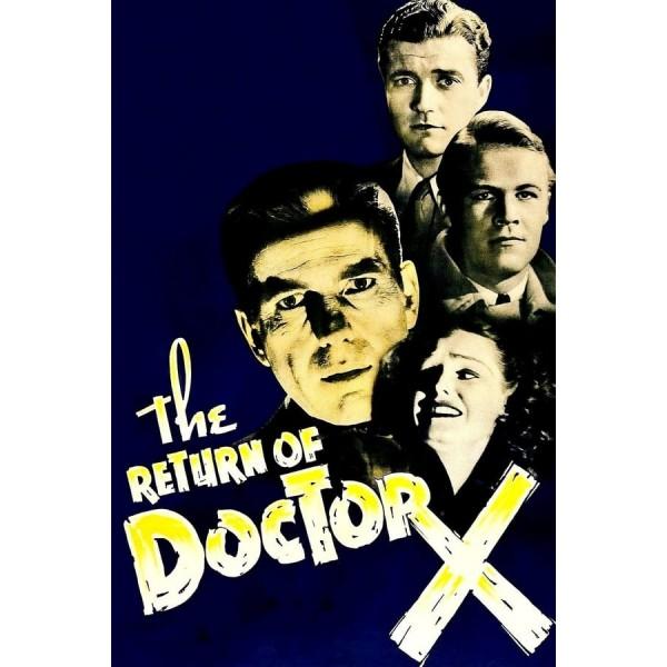 A Volta do Dr. X - 1939
