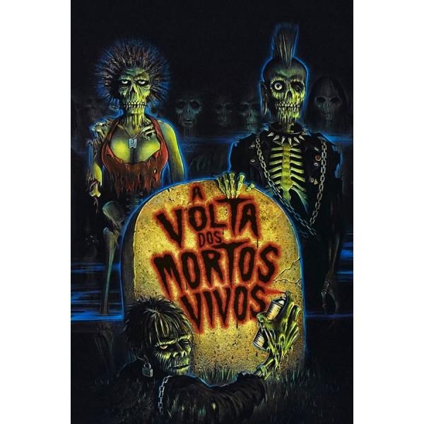 A Volta dos Mortos Vivos - 1985