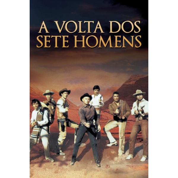 A Volta dos Sete Homens | Sete Homens E um Destino...