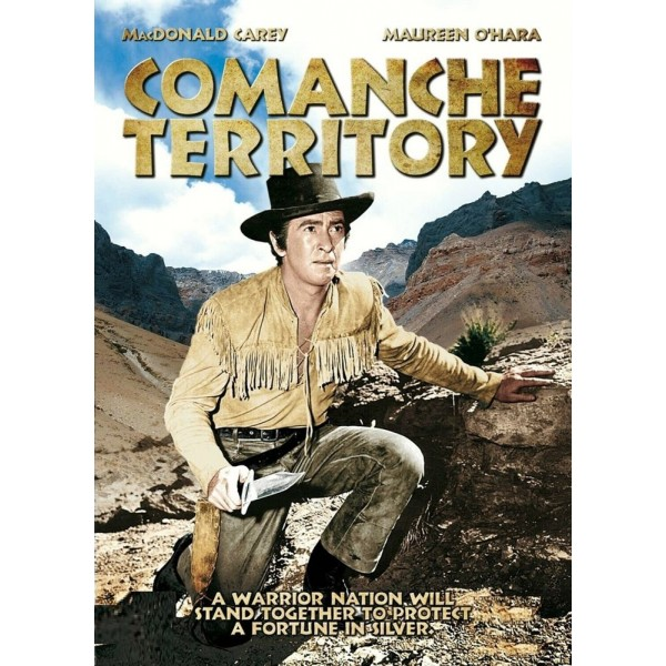 Terra Selvagem   Orgulho de Comanche - 1950