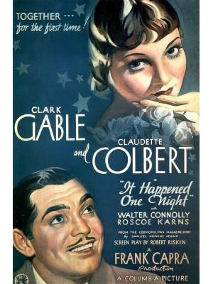 Aconteceu Naquela Noite - 1934
