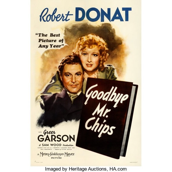 Adeus, Mr. Chips - 1939