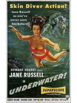 Alforge do Diabo | O Tesouro Submarino - 1955